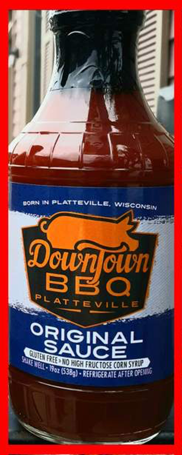 Downtown BBQ Original Sauce
