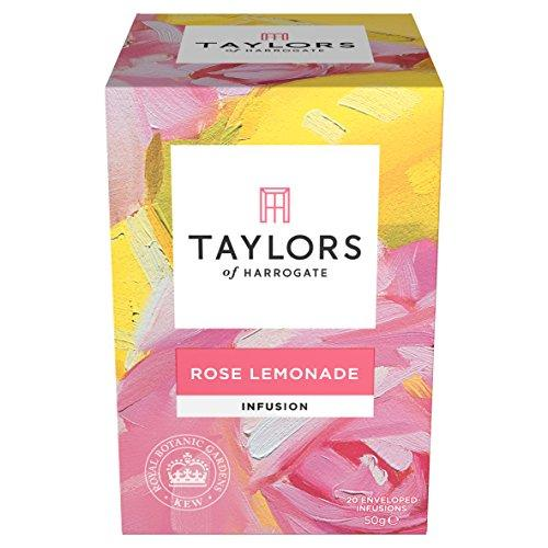 Rose Lemonade Infusion: 20 Teabags