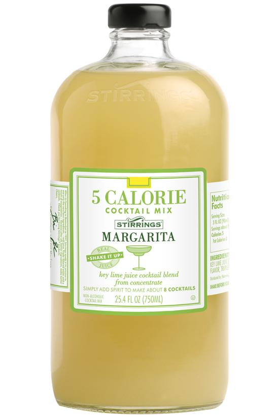 5 Calorie Margarita Mix: This is the BOMB!
