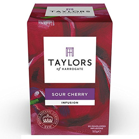 Sour Cherry Infusion: 20 Teabags