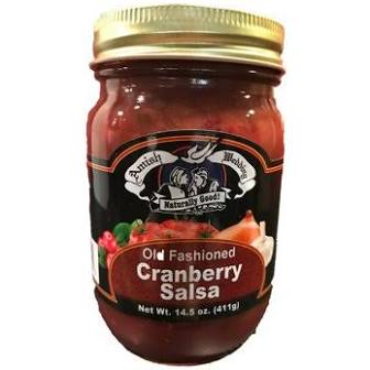 Amish Wedding Cranberry Salsa
