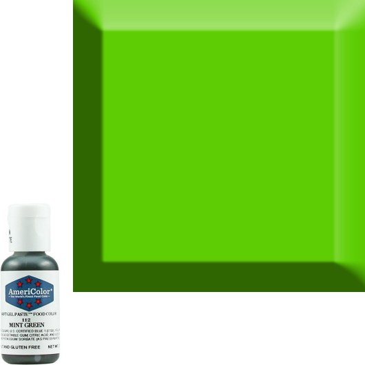 Americolor Mint Green