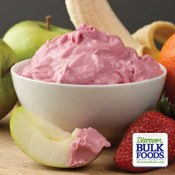 black raspberry dip