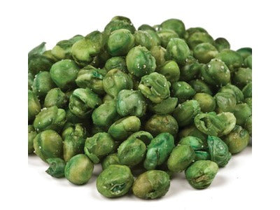 roasted peas