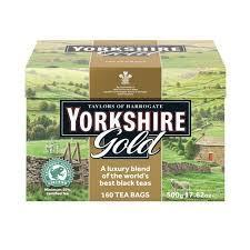 Yorkshire Gold Tea Bags 80 ct