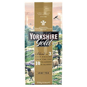 yorkshire gold leaf