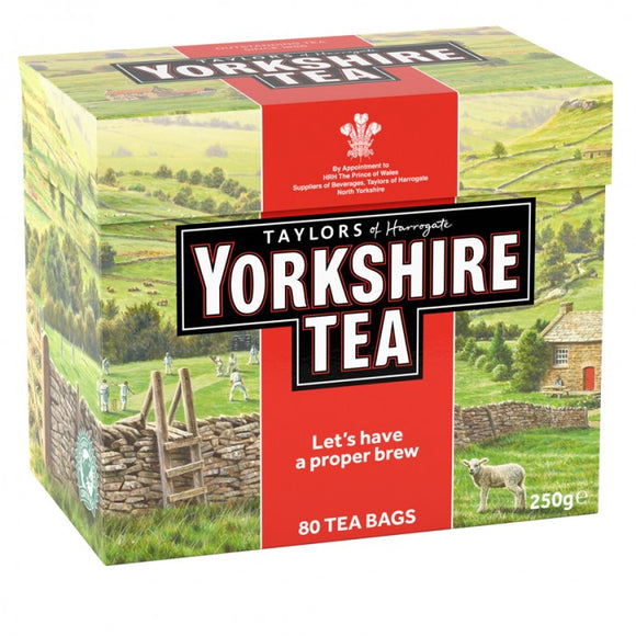 yorkshire red bags