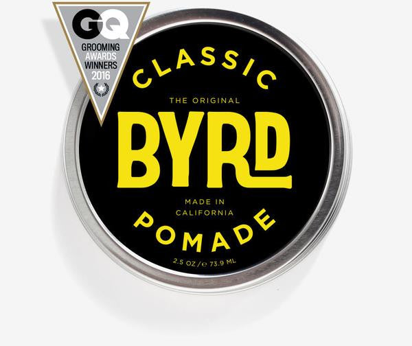 BYRD POMADE - CLASSIC POMADE - THE SLICK