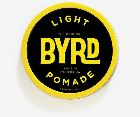 BYRD POMADE - LIGHT POMADE - THE FREE