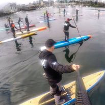 SUP Building Skills - weekly classes