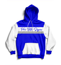 Load image into Gallery viewer, Phi Beta Sigma Signature Hoodie