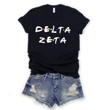 Load image into Gallery viewer, Delta Zeta Throwback Tee