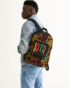 Iota Phi Theta Fraternity Inc. Drip Backpack | Book Bag |