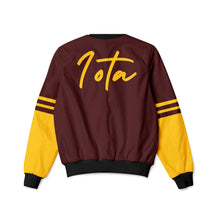 Load image into Gallery viewer, Iota Phi Theta Signature Bomber Jacket