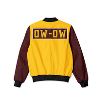 Load image into Gallery viewer, Iota Phi Theta Fraternity Inc. OW-OW  Bomber Jacket