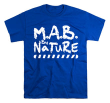 Load image into Gallery viewer, Phi Beta Sigma M.A.B. By Nature Tee
