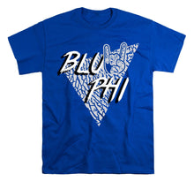 Load image into Gallery viewer, Phi Beta Sigma Blu Phi Tee