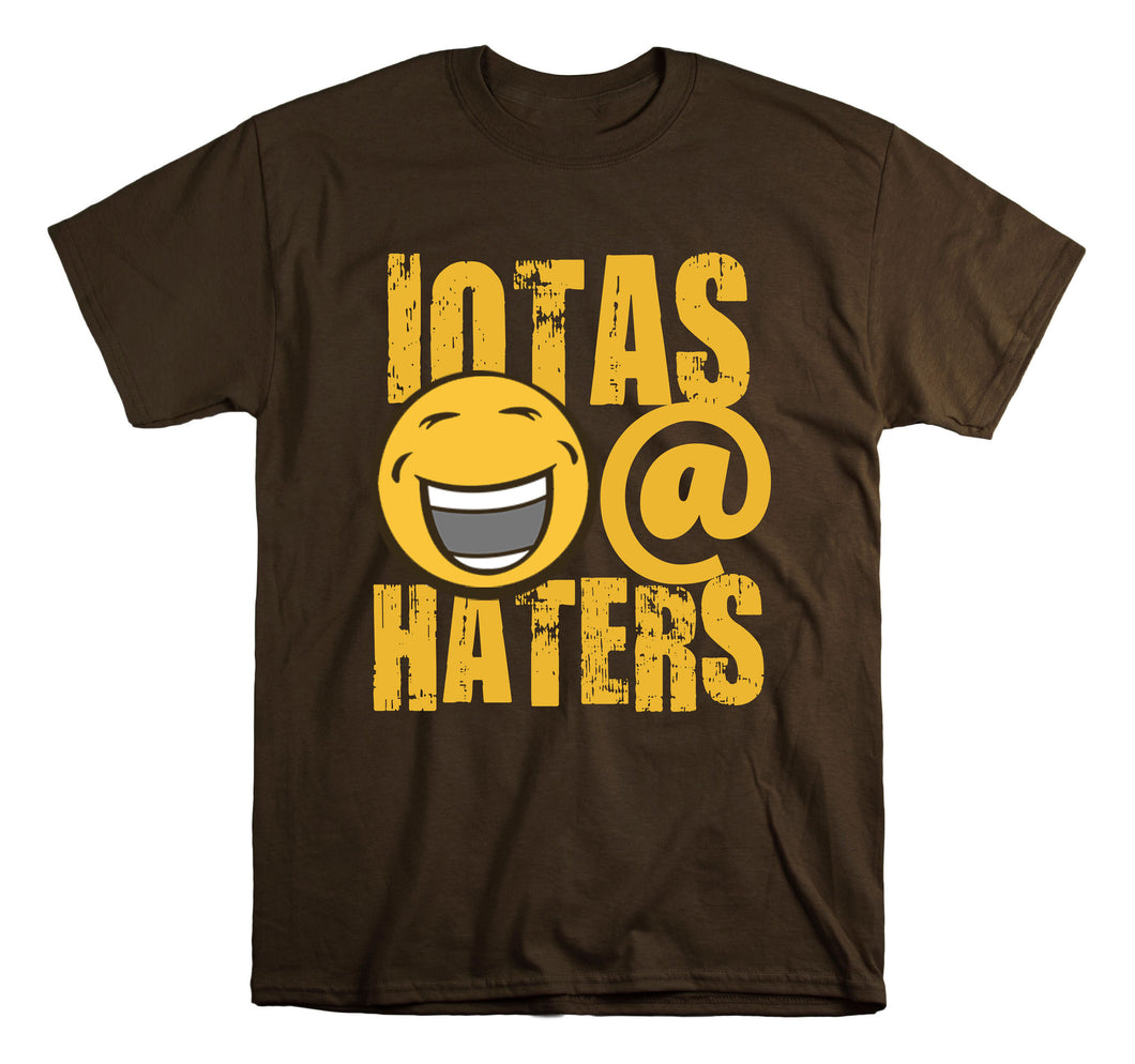 Iota Phi Theta Iotas Laugh At Haters Tee