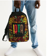 Load image into Gallery viewer, Iota Phi Theta Fraternity Inc. Drip Backpack | Book Bag |