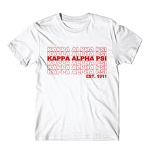 Load image into Gallery viewer, Kappa Alpha Psi Thank You Tee