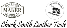 Chuck Smith Leather Tools