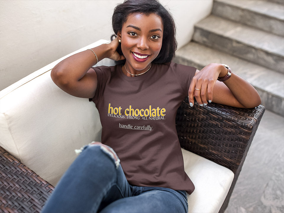 Hot Chocolate t-shirt