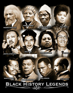 Black History Legends