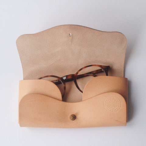 Glasses Case - Natural