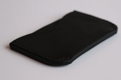 Double Card Holder - Black