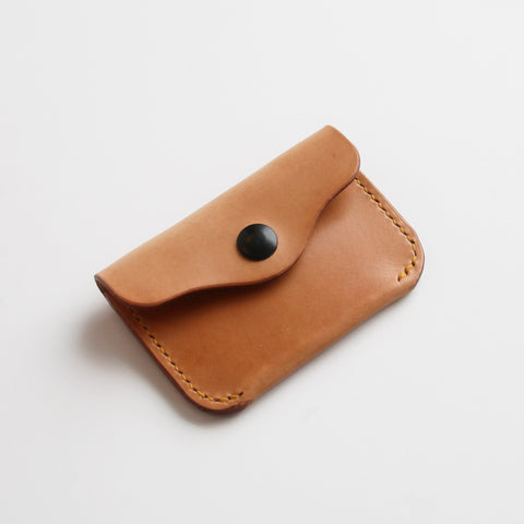 Coin Wallet - Natural