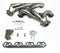 "JBA Performance Exhaust 1627S 1 1/2"" Header Shorty Stainless Steel 87-95 Ford Truck 5.0L"