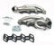 "JBA Performance Exhaust 1687S 1 1/2"" Header Shorty Stainless Steel 04-08 Ford F-150 4.6L"