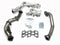 "JBA Performance Exhaust 2032S-1JS 1 1/2"" Header Shorty Stainless Steel 95-00 Tacoma 3.4L Silver Ceramic"