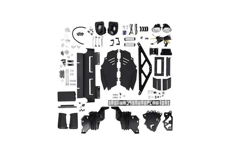 Bumper Mounting Kit for 2014, Toyota, Tundra - 3415020K