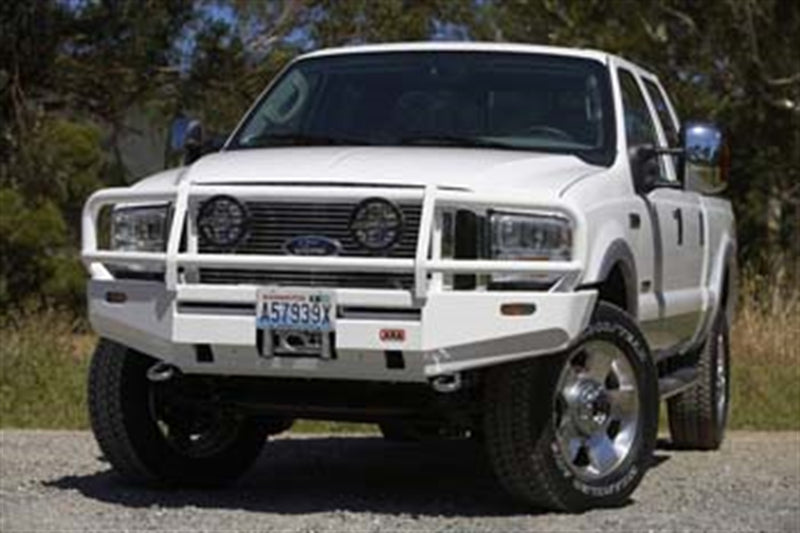 Bumper- Front for 2005, Ford, F-250 Super Duty - 3436040
