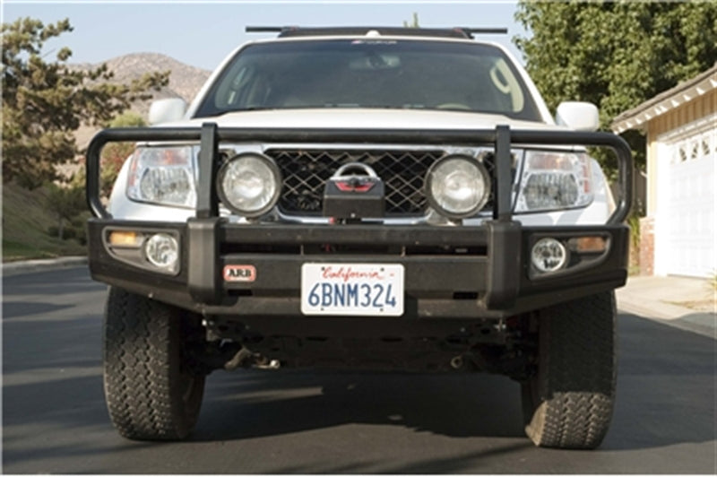 Bumper- Front for 2008, Nissan, Pathfinder - 3438290
