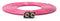 Tire Inflator Hose Replacement 288 Inch W/2 Quick Release Chucks Pink UP Down Air ( 388-2100-PNK )