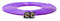 Tire Inflator Hose Replacement 288 Inch W/2 Quick Release Chucks Purple UP Down Air ( 388-2100-PUR )