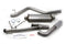 "JBA Performance Exhaust 40-9005 3"" Stainless Steel Exhaust System 2010-2020 Tundra 4.6,4.7/5.7L Universal Single Side Swept Exit"