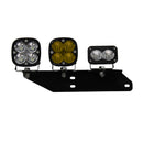 Raptor Fog Light Kit 17-18 F-150 Raptor Fog Pocket Kit Amber SAE Sportsmen Baja Designs ( 447717-FGXX )
