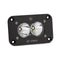 LED Light Work/Scene Pattern Clear Black S2 Pro Baja Designs ( 481001-FGXX )