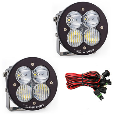 LED Light Pods Driving Combo Pattern Pair XL R Pro Series Baja Designs ( 537803-FGXX )
