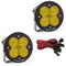 LED Light Pods Amber Lens Wide Cornering Pattern Pair XL R Pro Series Baja Designs ( 537815-FGXX )
