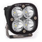 LED Light Pod Spot Pattern Clear Black Squadron Sport Baja Designs ( 550001-FGXX )
