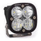 LED Light Pod Wide Cornering Pattern Clear Black Squadron Sport Baja Designs ( 550005-FGXX )
