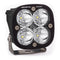 LED Light Pod Work/Scene Pattern Clear Black Squadron Sport Baja Designs ( 550006-FGXX )