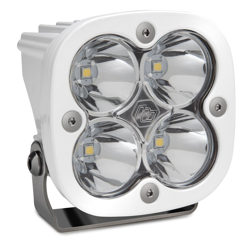 LED Light Pod Work/Scene Pattern Clear White Squadron Sport Baja Designs ( 550006WT-FGXX )