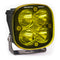 LED Light Pod Spot Pattern Clear Amber Black Squadron Sport Baja Designs ( 550011-FGXX )