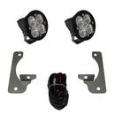 Jeep JK LED Light Kit 13-16 JK Rubicon X/10th Anne/Hard Rock Squadron-R Sport Baja Designs ( 587523-FGXX )