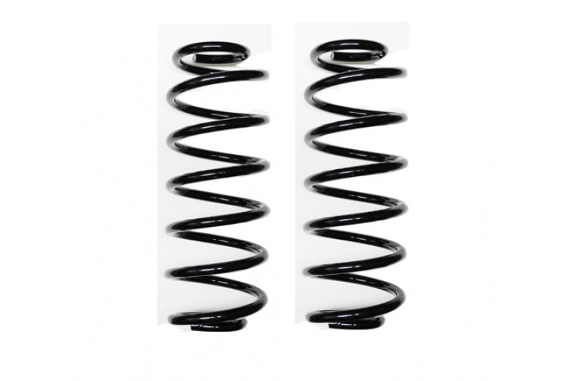 Jeep JL 2.5 Inch Rear Lift Plush Ride Springs 18-Present Wrangler JL Unlimited EVO Manufacturing ( EVO-3022 )